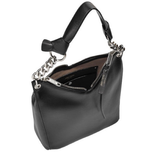 59aa323b14 Jimmy Choo Bags   Raven Napa Black Handbag   Poshmark